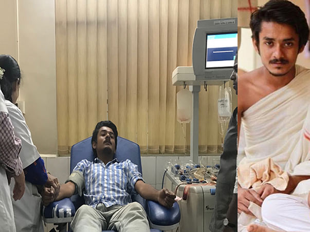 Support Adarsh Fighting For His Life Due To Chronic Kidney Disease