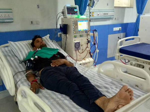 Jaswinder Singh-SLIETIAN. Suffered from CKD. Need our help.
