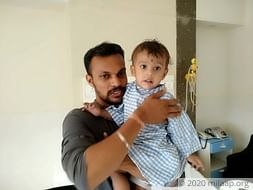 Cab driver cannot afford to fix 1-year-old's dying heart