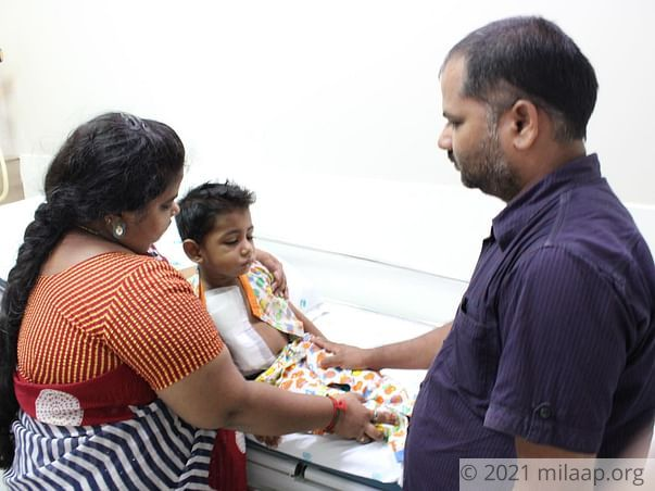 Even Dialysis Thrice A Week Isn't Enough To Save This 4-Year-Old