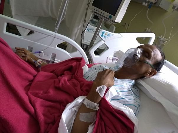 Help My Father Fight Liver Failure