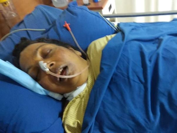 Help My Mom Girja Devi Saha Undergo Liver Transplant