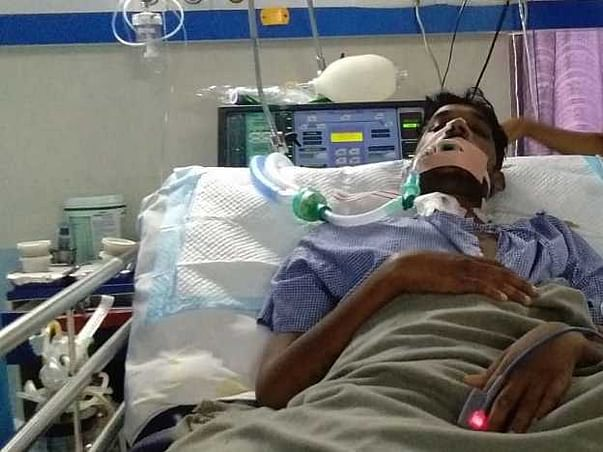 Help Balakrishnan To Fight Multiple Organs Infection