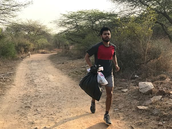 Help Abhi take action against plastic pollution in India & 5 countries