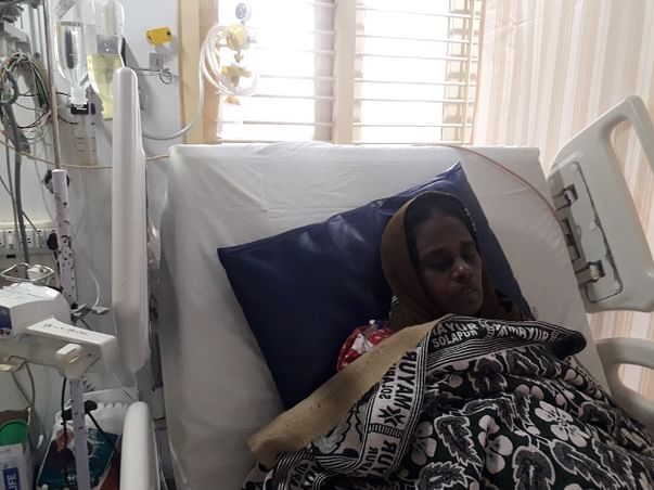 Help my wife Arockia Mary to fight blood cancer