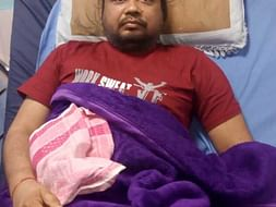 Support Manoj Tiwari- Fight Against Relapsed BRAIN CANCER
