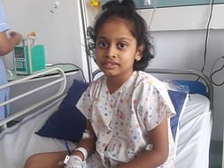 Help Akshaini fight blood cancer