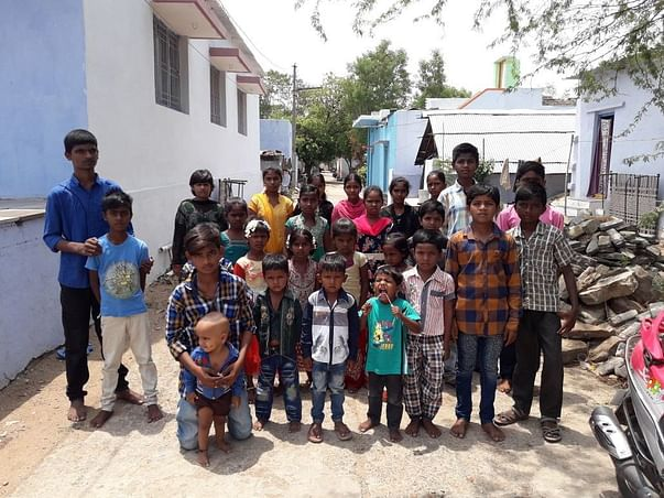 Help 15 Orphan Children to Get Education Like Others