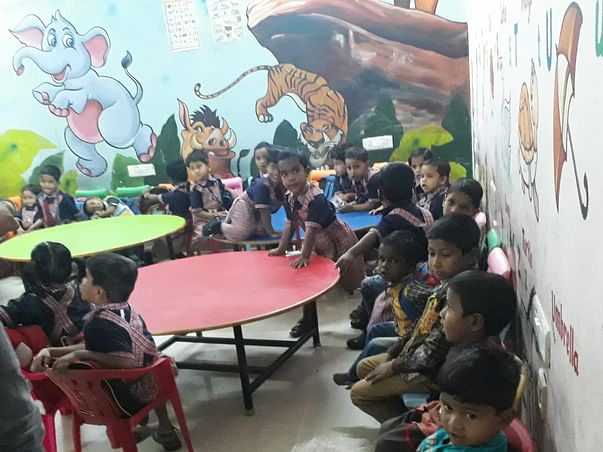 SUPPORT ORPHANED, ABANDONED AND NEEDY CHILDREN FOR THEIR BRIGHT FUTURE