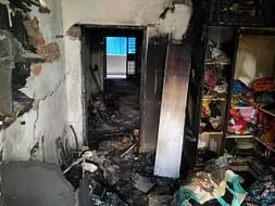 Help Us To Rebuild Our Lives From Fire Disaster