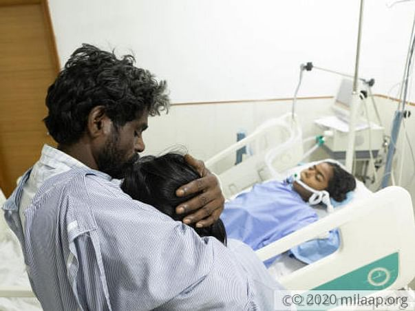 Help 13-year-old Hemalatha who is almost losing the will to fight
