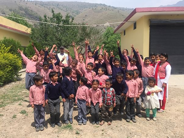 Support a School for Tribal Children of Chakrata, Indian Himalaya