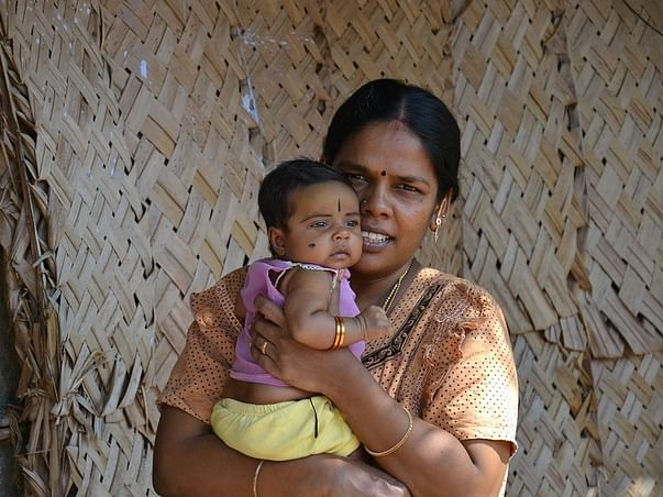 Help Nalini And Her Kid Build A Home