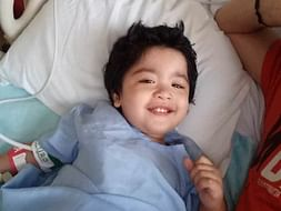 Help Naira to fight Acute Lymphocytic Leukemia (A type of Blood Cancer