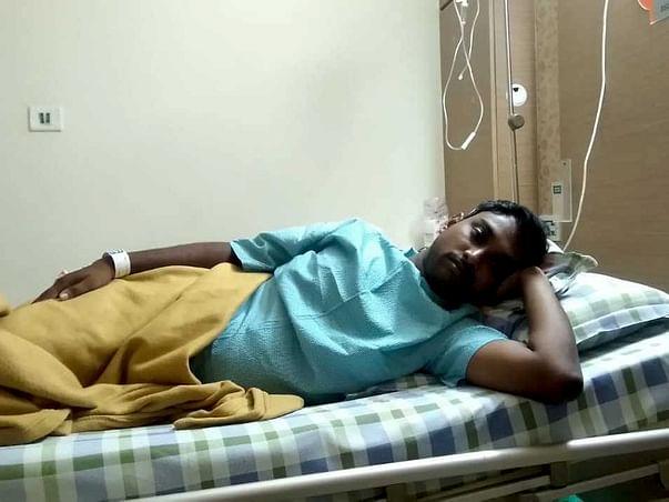 Donate for Sourav's Fight with Brain Tumor