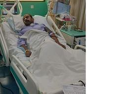 Help Baiju Nambayil Who Is Struggling for Life.