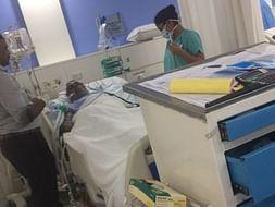 Help Basave Gowda To Fight Brain Haemorrhage