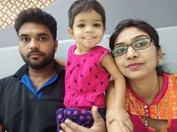Help baby Grishma Suffering from Heart Problem.