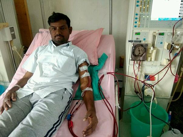 Poor former son needs money for post kidney Transplant Expenses
