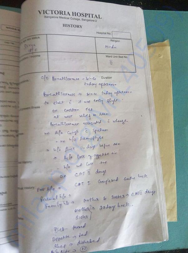 Divya case-sheet 1