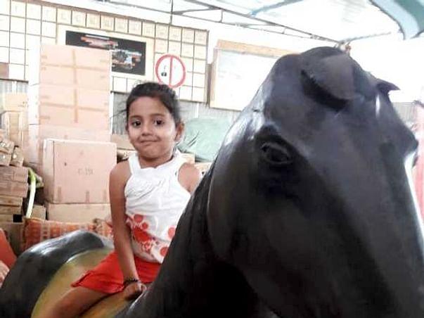 Save 'poorva' little angel struggling for her existence
