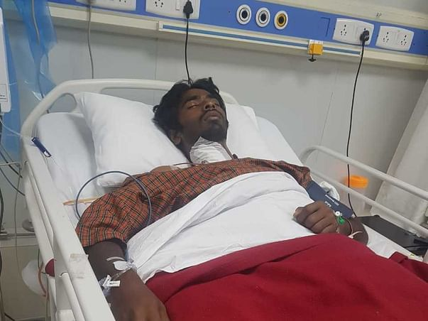 Help Naveen To Start Walking Again