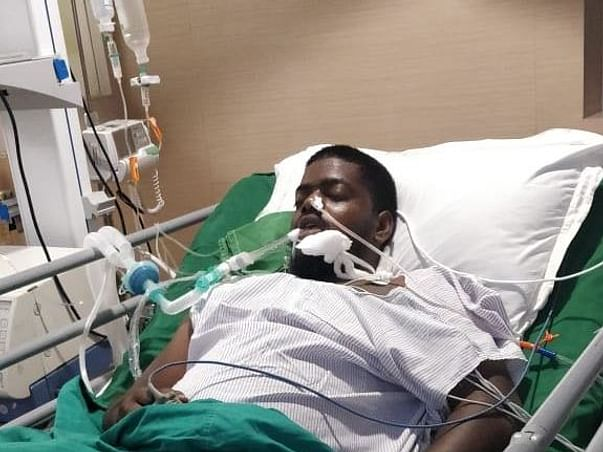 Help My Friend Arun Kumar Fight Battles In The Hospital