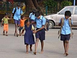 Help Buy Footware For Govt School Children.