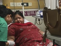 Help Sukhvinder Get Treatment For Sleep Apnea With High Stage.