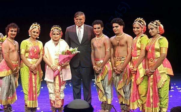 Festival of India, Bahrain with Ambassador excellency Alok Kumar Sinha