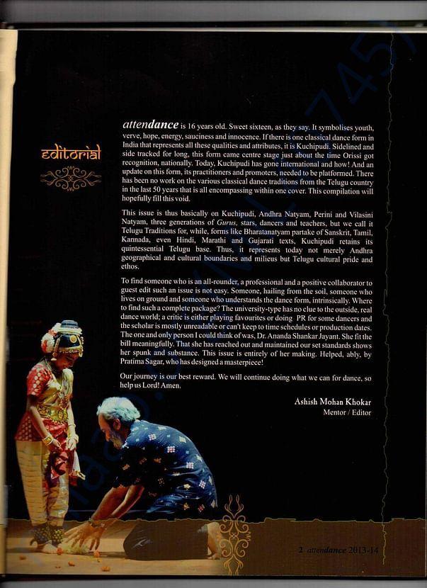 KPF child prodigy Lakshmika featured Author page of Telugu Traditions