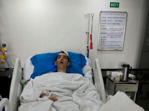 Help 16-year-old Daanyaal Combat A Stroke