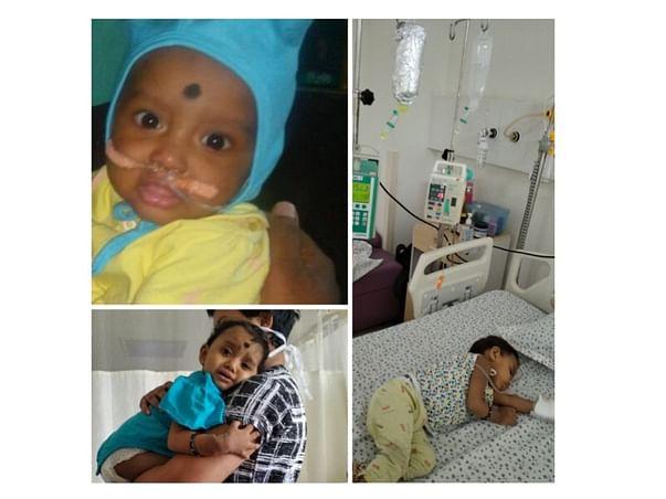 Help Bhanveesri Fight Cancer