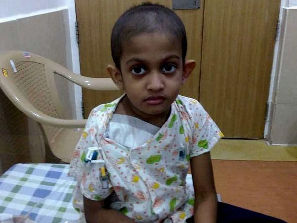Help Harsha Fight Cancer