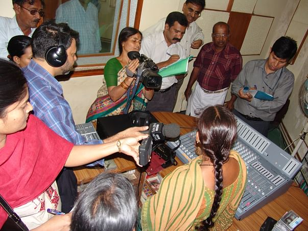 Generously donate to save India's first Community Radio