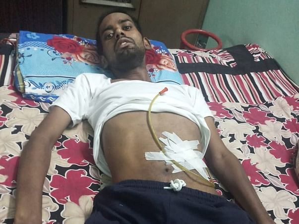 Help Mohd Jameeluddin SUffering From Dysphagia.