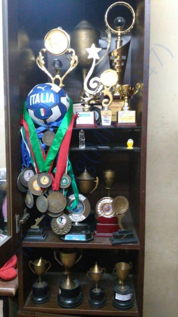 Achievements of Mr.Sundaramoorthi