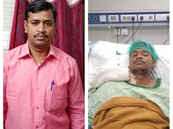 """Help Raja Bharathi Who Is Fighting With """"Acute Liver Failure"""""""