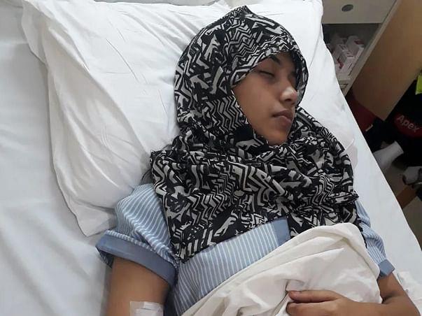 Help Uzma fight blood cancer