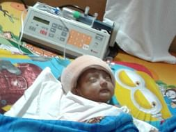 Help Baby Riddhi Fight Brain Operation