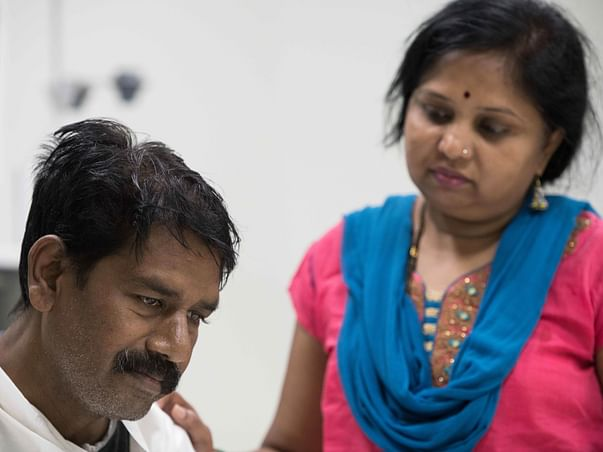 44-Year-Old Driver Has One Week To Get A Life-Saving Kidney Transplant