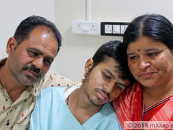Help Praveen Fight Cancer.