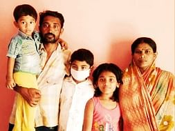 Help Naresh Sen's Family Survive