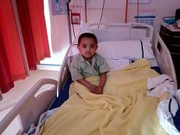 Help Yadhav Fight Cancer.