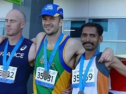 Help Parag Win A Medals in Asia Pacific Masters Games
