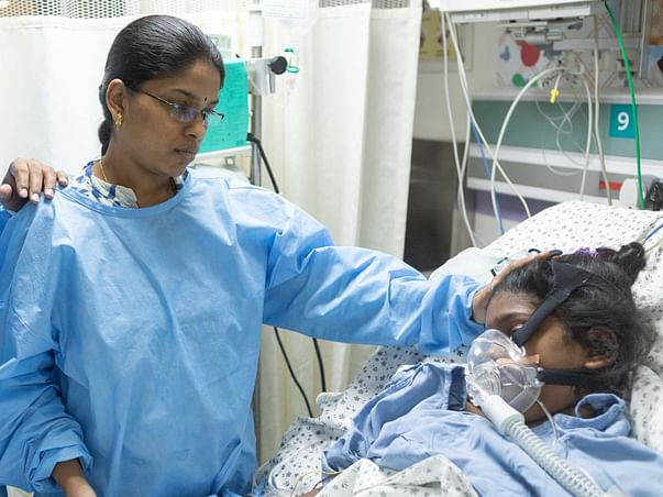Chaitra is in a critical condition and needs our help