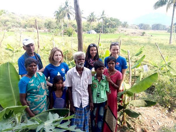 Rural Electrification Project at Senapattinam