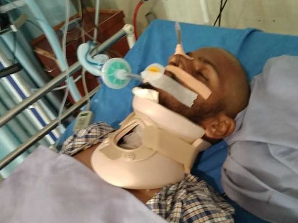 Help Critically Injured, Comatose Nimit Meet Medical Expenses