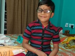 Help Dheeraj Get Treatment For Brain Tumor.