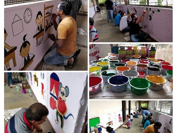 Making education colourful